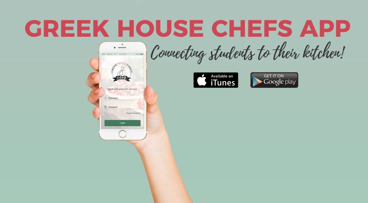 Greek House Chefs Launches Comprehensive App – Greek House Chefs Blog